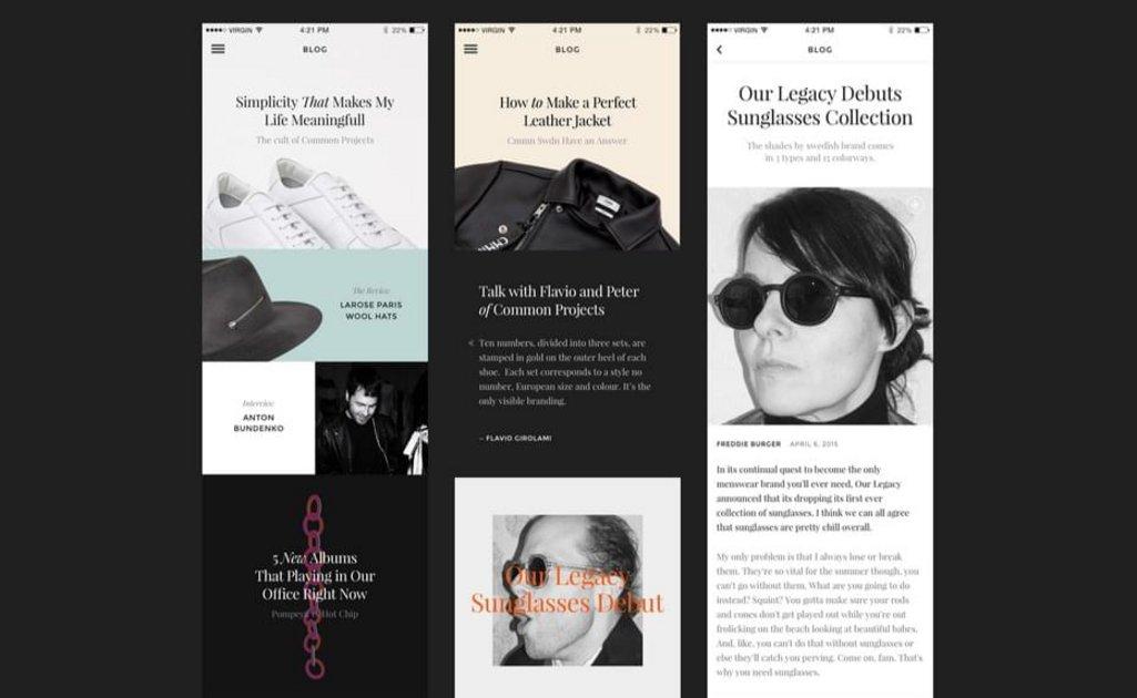 Monobrand – Kit UI iOS-4