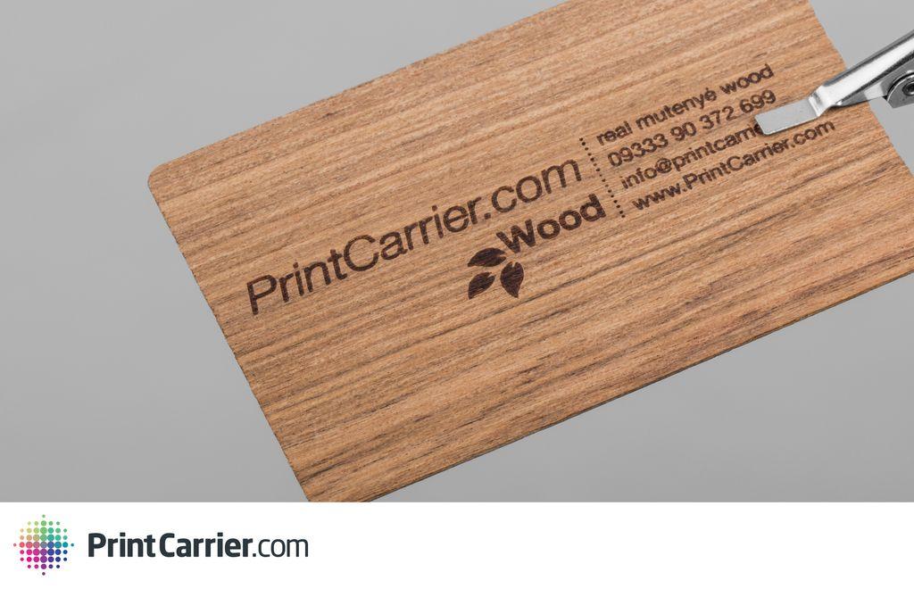 Printcarrier Carte De Visite Mutenye