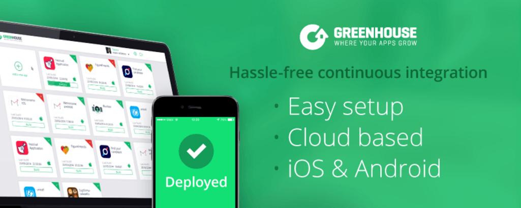 plateforme cloud d'intégration continue pour le développement d'applications mobiles