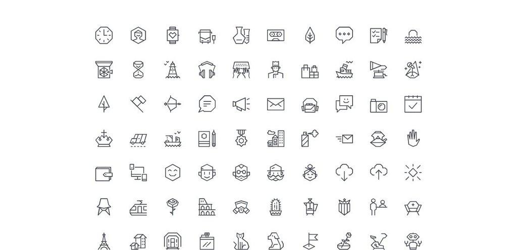 Ego – 100 icônes gratuites-2