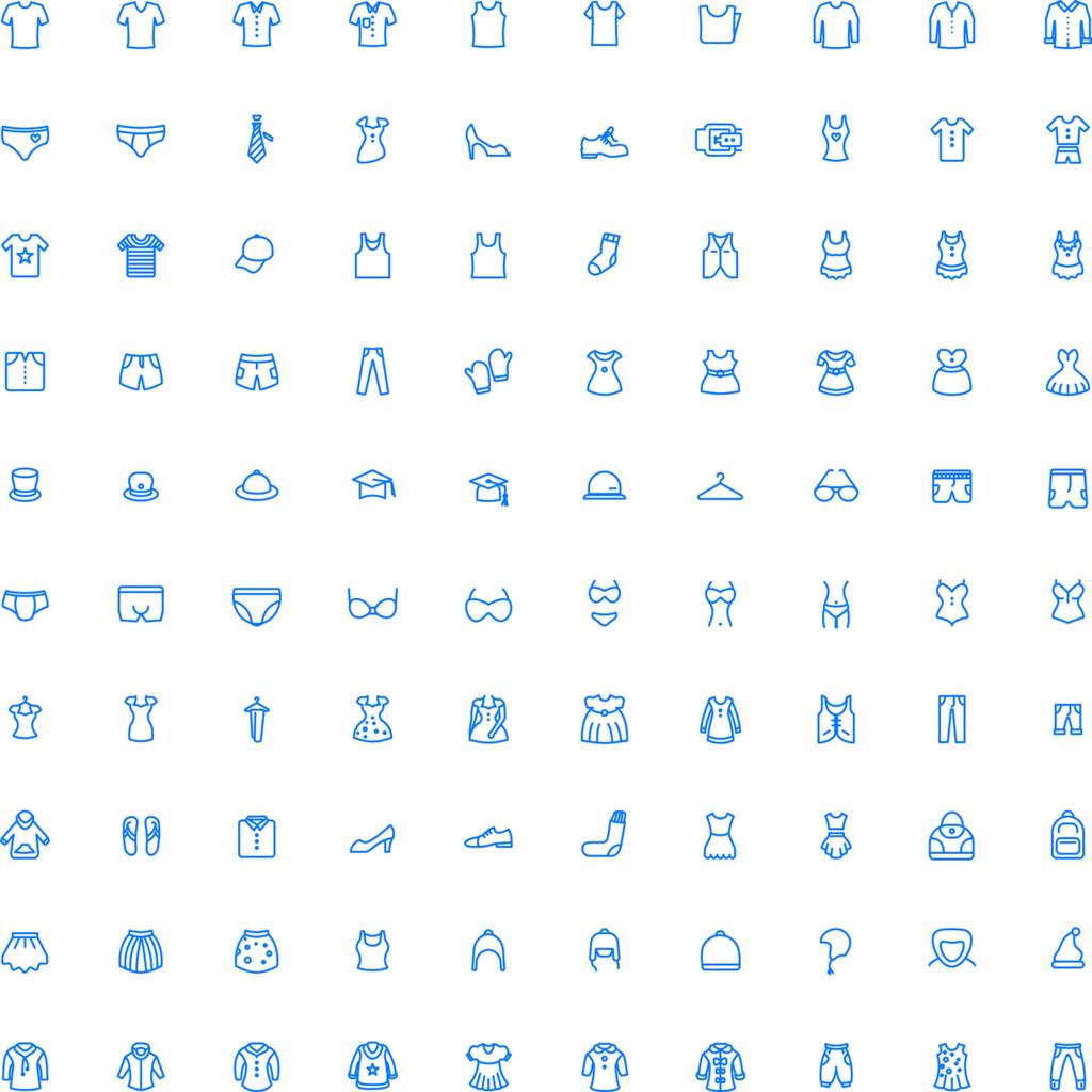 Line icons – Set premium-2