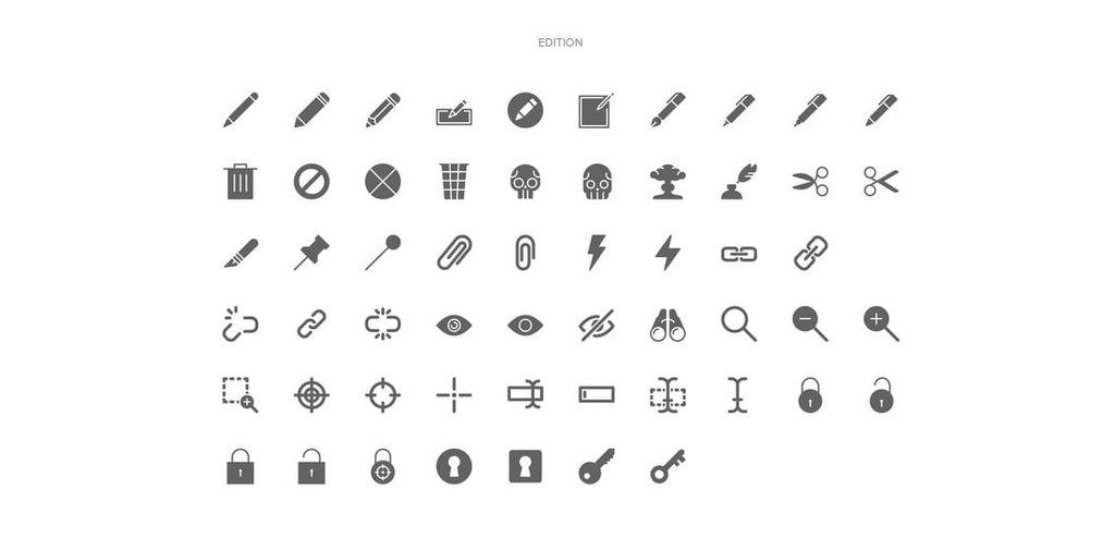 Stream line icons-2