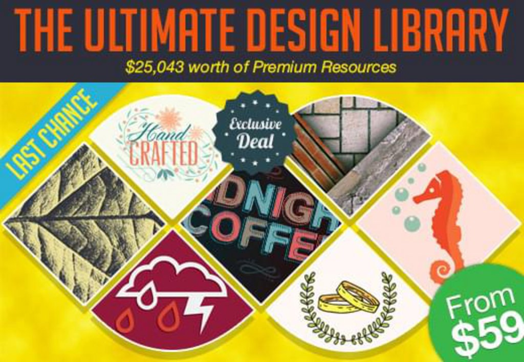 The ultimate design library.jpg