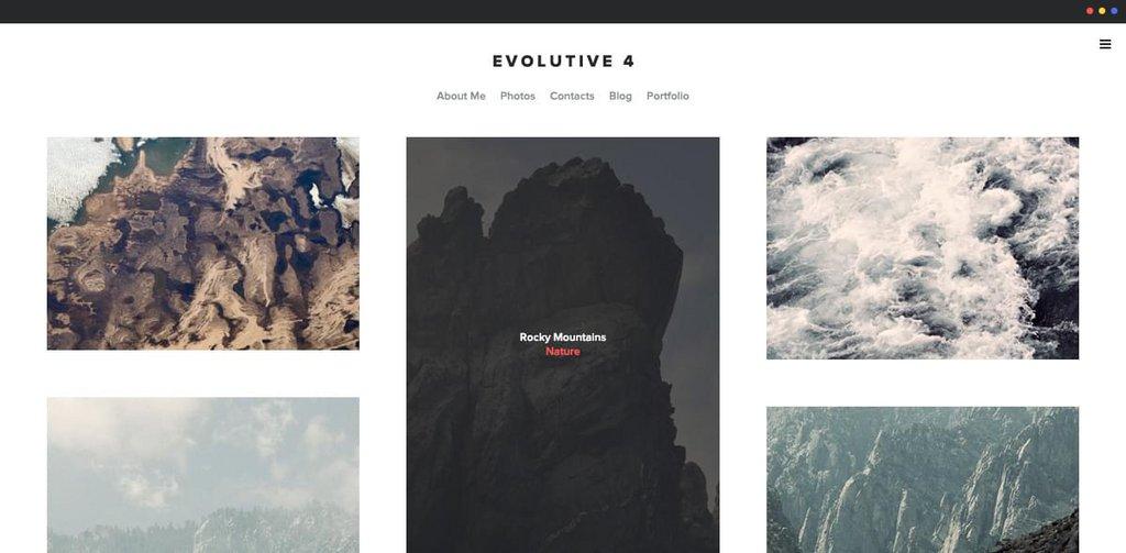 Evolutive 4 – Thème WordPress gratuit-1