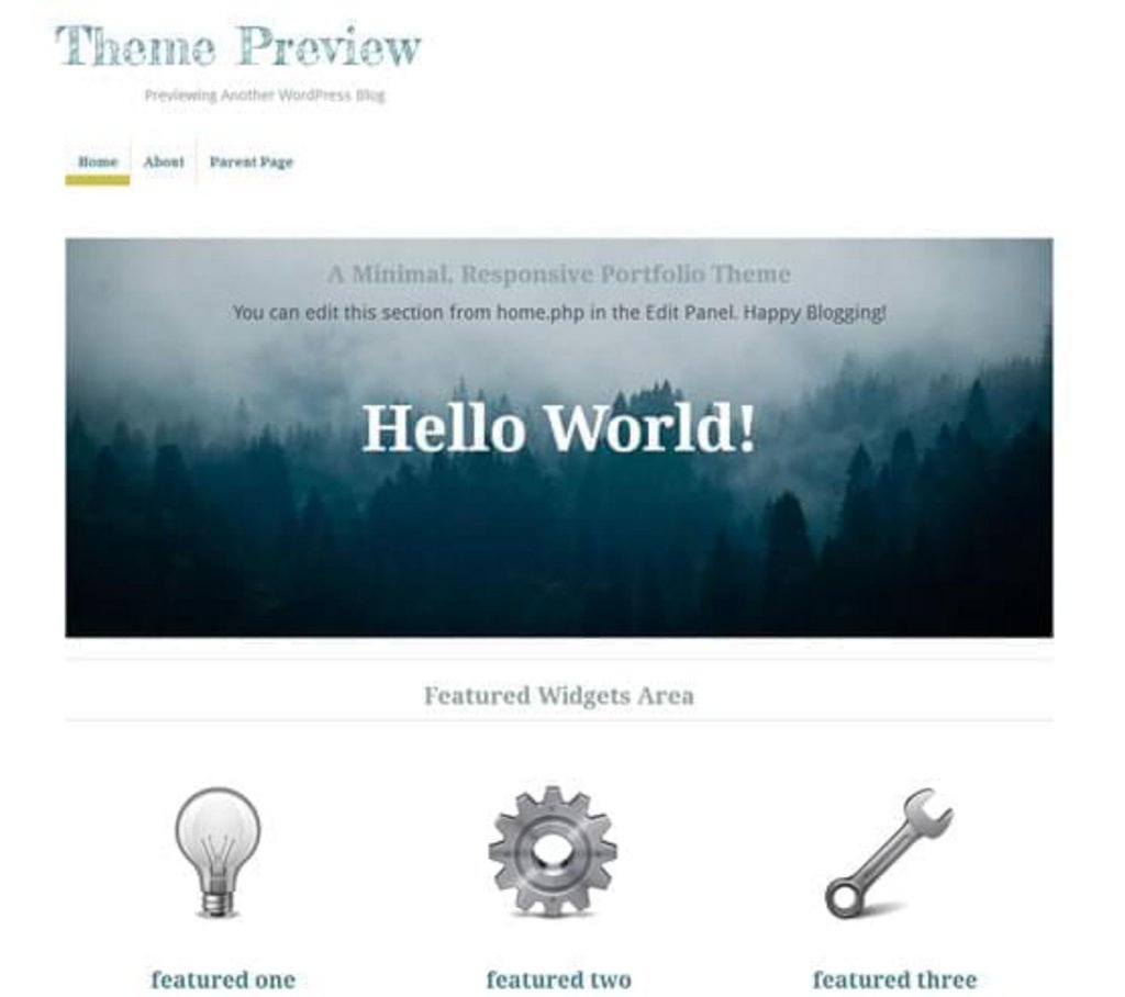 thème wordpress gratuit pilot-fish