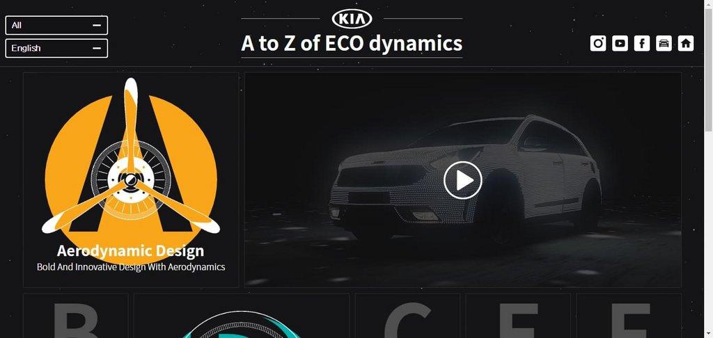 A to Z of ECO dynamics