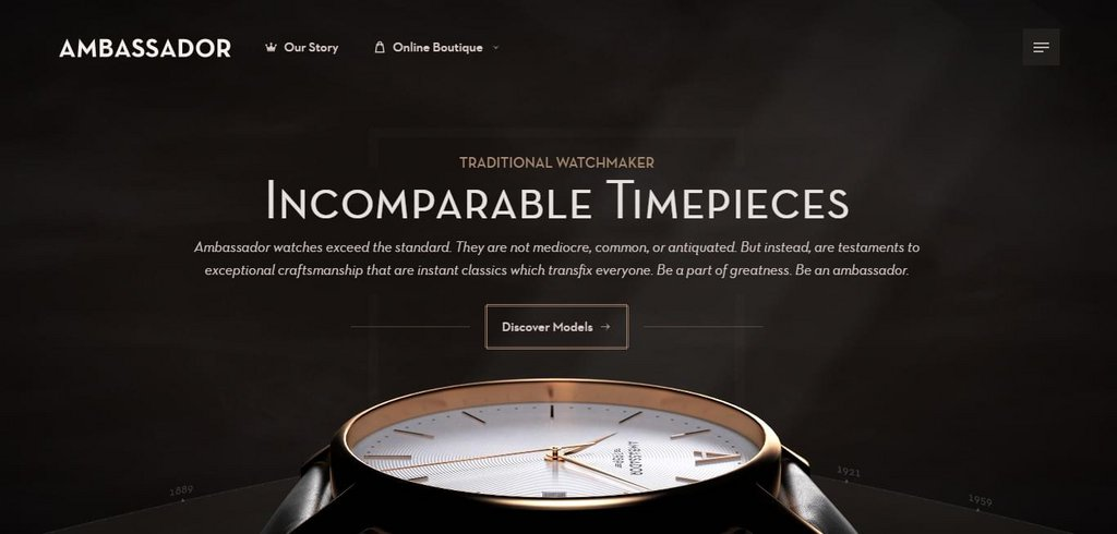 Ambassadorwatches.com - Incomparable Timepieces