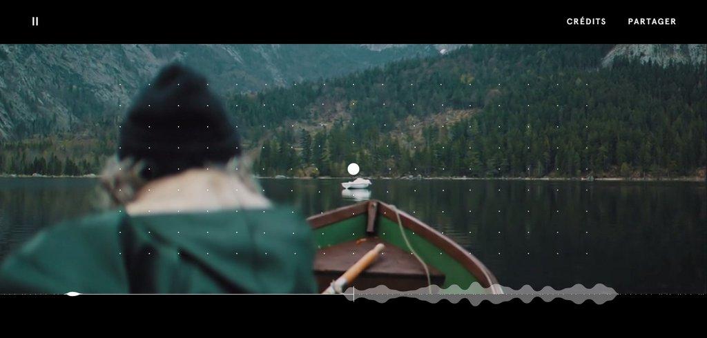 Exemple vidéo site Internet - An deiner Seite