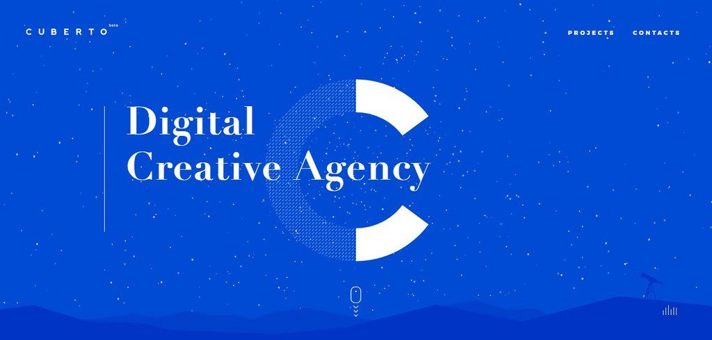 Cuberto — Interactive Design Studio
