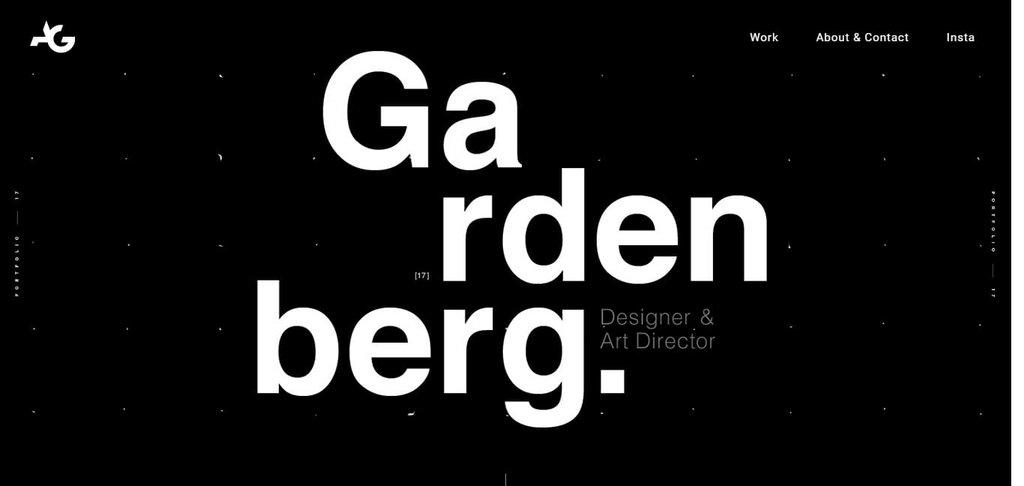 Gardenberg  —  Art Director & Designer