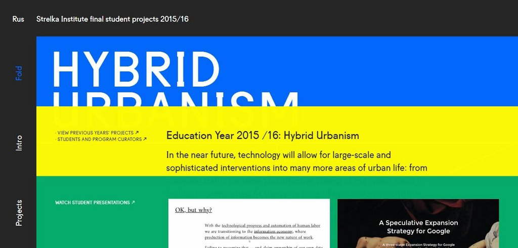 Hybrid Urbanism