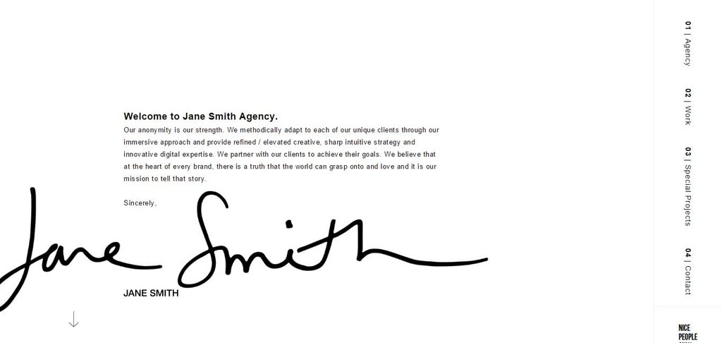 Jane Smith Agency