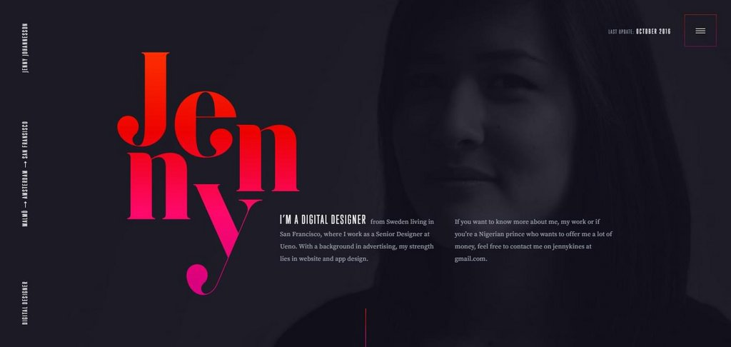 Jenny Johannesson – Digital Designer
