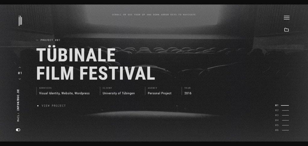 Julien Bucaille - Visual Design & Web Development