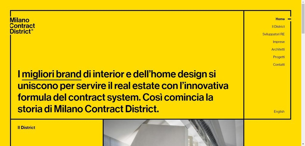 Milano Contract District |