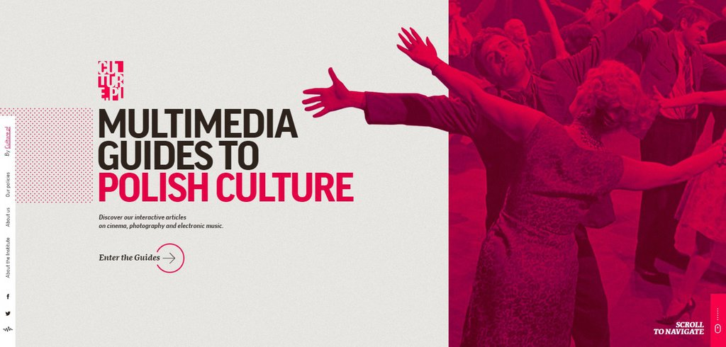 Multimedia Guides to Polish Culture