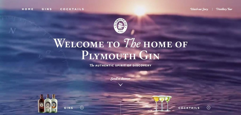 Plymouth Gin: The Authentic Spirit of Discovery