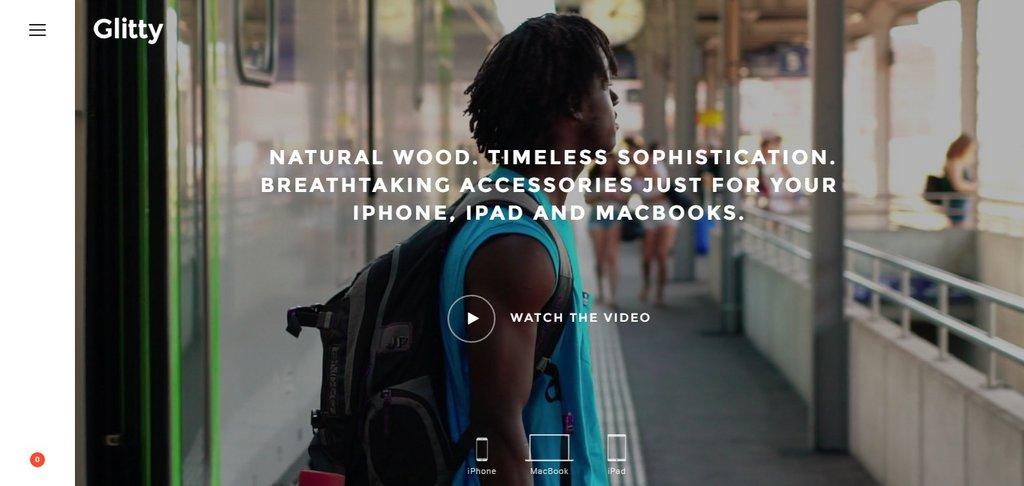 Premium wooden accessories for your iPhone, MacBook & iPad