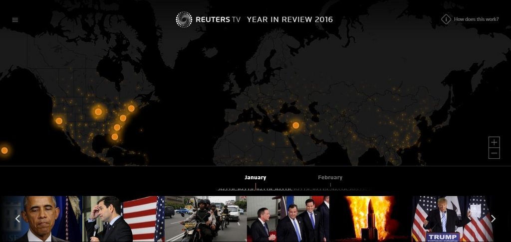 Reuters TV: 2016 Year in Review