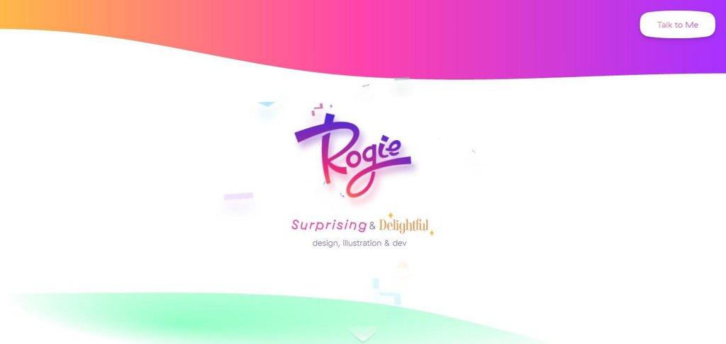 Rog.ie —Surprising and Delightful Design, Illustration & Dev
