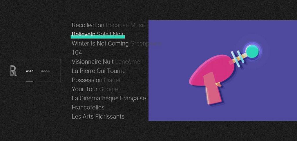 Romain Bouchereau - Senior Interactive Art Director