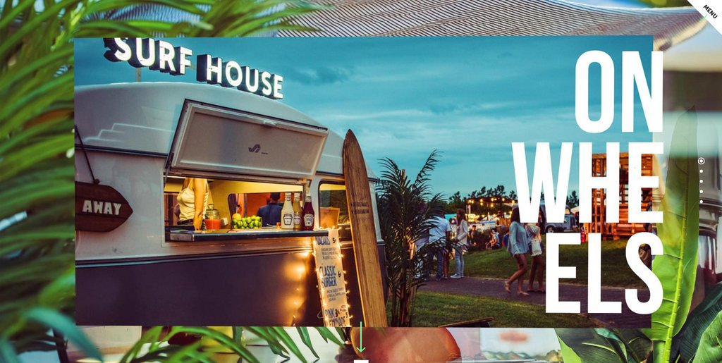 Surf House On Wheels