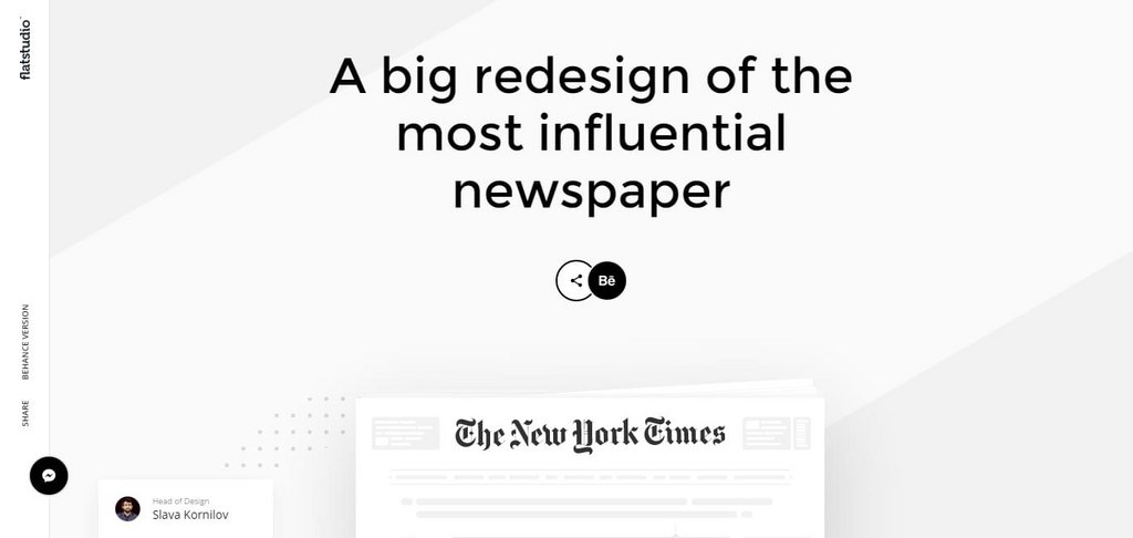 The New York Times that inspires you