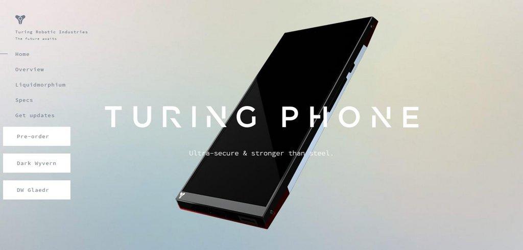 Turing Phones