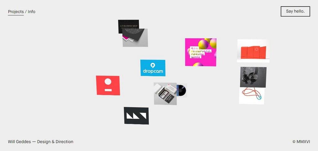Will Geddes / Design Director