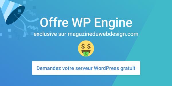Bannière - WP Engine