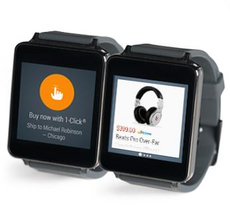 Amazon – Android Wear