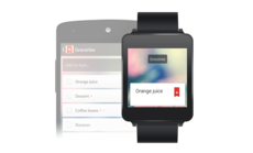 Wunderlist – Android Wear