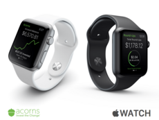 Concept Apple Watch – App finance