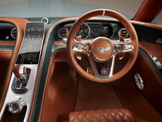 Bentley – Concept EXP 10 Speed 6 infotainment