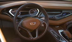 Cadillac Elmiraj – Concept UI infotainment