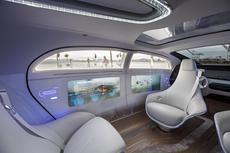 Mercedes-Benz – Concept F 015 Luxury