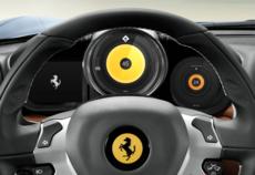 Ferrari – Concept de tableau de bord