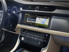 Jaguar XF – Interfaces Here Auto