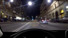 Mercedes-Benz – Concept head-up display