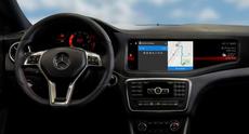 Mercedes-Benz – Système d'infotainment QNX Car