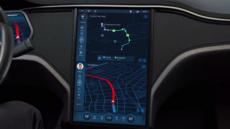 Tesla – Concept d'infotainment Bosch Auto