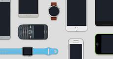 Mockups devices mobile, tablette, ordinateur & TV – Facebook Design