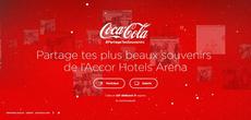 Coca Cola – Partage tes souvenirs