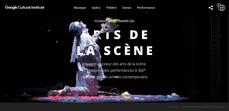 Arts de la scène – Institut culturel Google