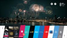 LG WebOS TV – Interface