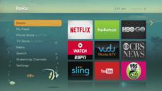 Roku TV – Interfaces