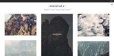Evolutive 4 – Thème WordPress gratuit