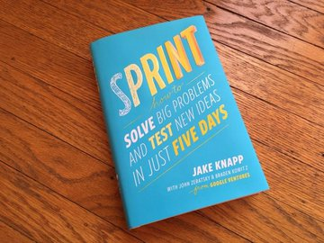 Sprint book Google Ventures