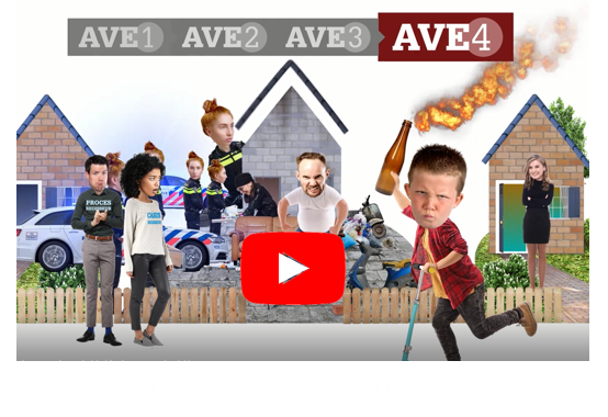 Animatiefilm: Aanpak Voorkoming Escalatie