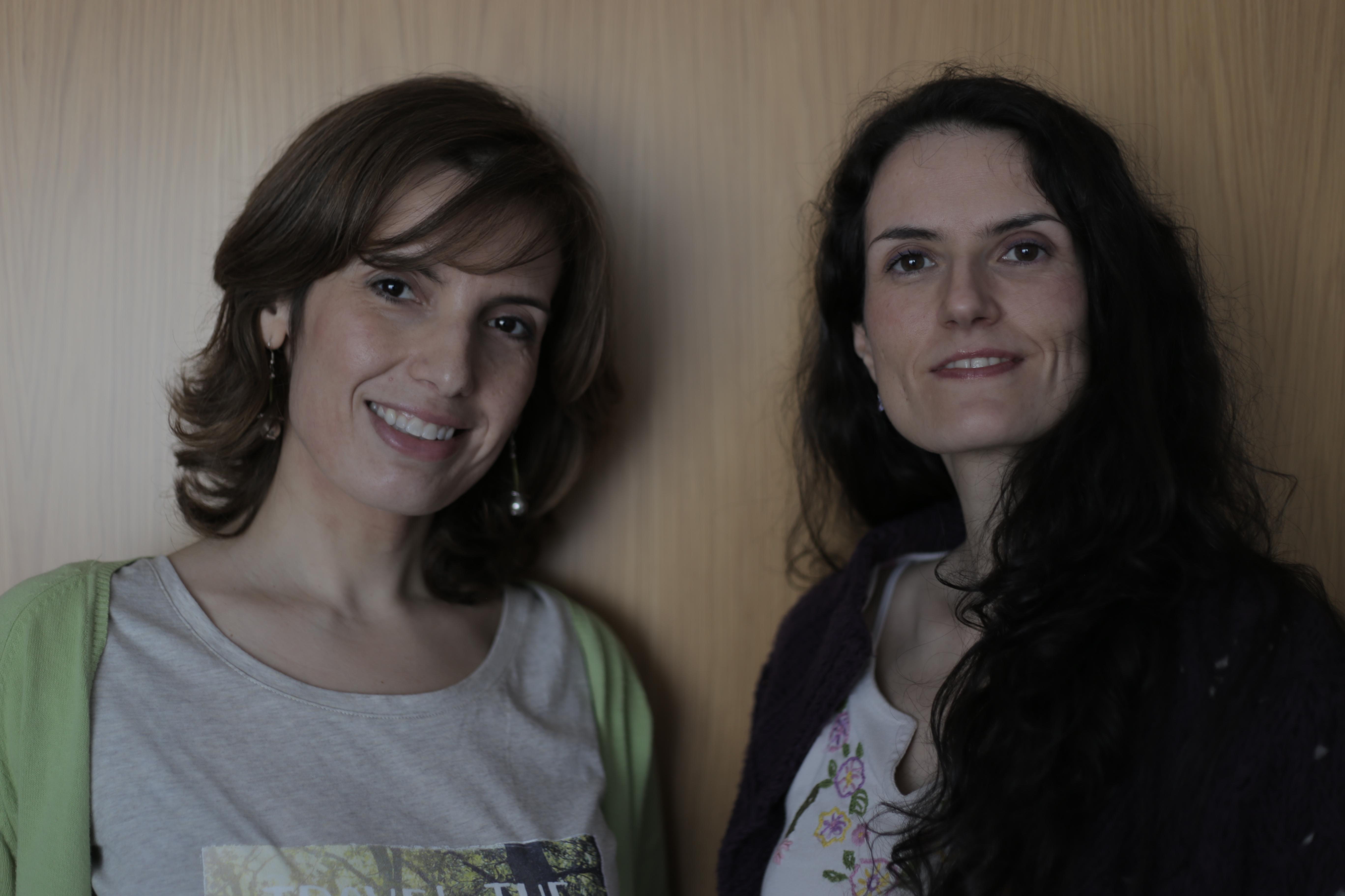Lorena Gutiérrez y María Sánchez: autoras de Bebés en Movimiento